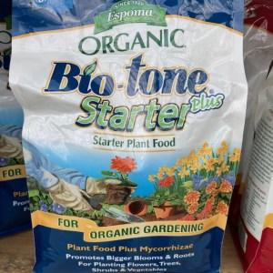 Espoma Bio Tone Starter