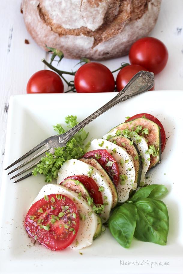 Pflanzlicher Mozzarella