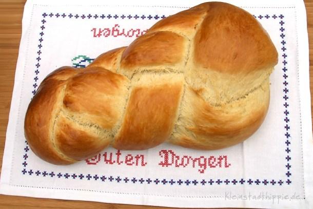 Züpfe - Schweizer Zopf salzig