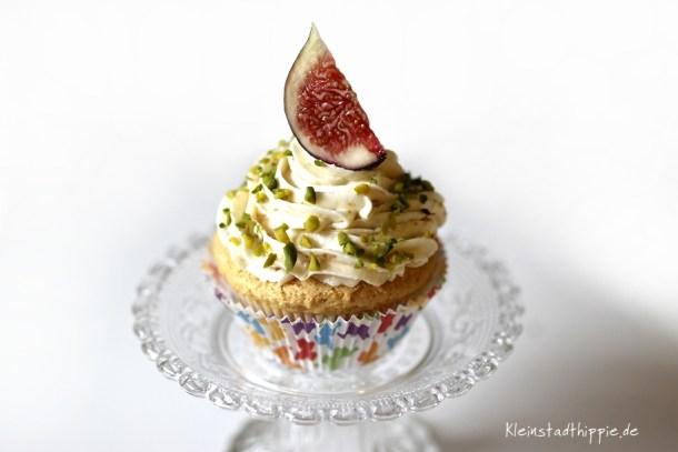Feigen-Cupcakes vegan