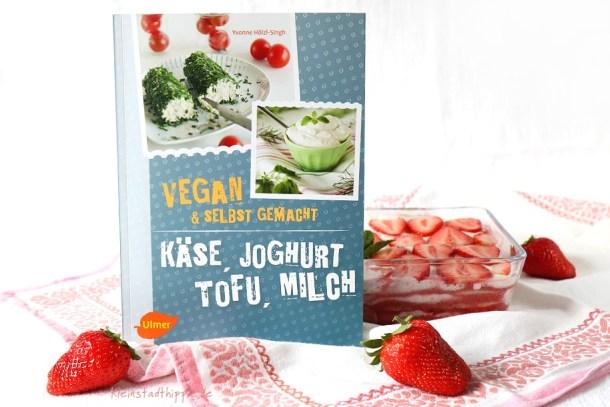 """Cashew-Mascarpone aus dem Buch """" Käse, Joghurt, Tofu, Milch -Vegan & selbst gemacht"""""""