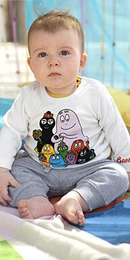 (Deutsch) Barbapapa bei H&M : Kinder Kleidung