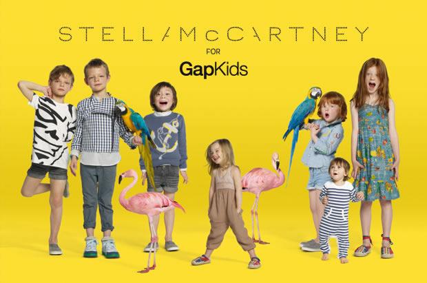 Stella McCartney for GapKids