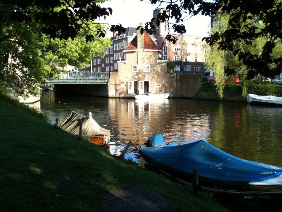Amsterdam trip mit der Familie
