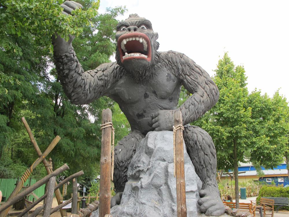 (Deutsch) Filmpark Babelsberg : ein Ausflug wert!