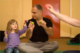 Little Music Makers : Kids + English + Music = Fun