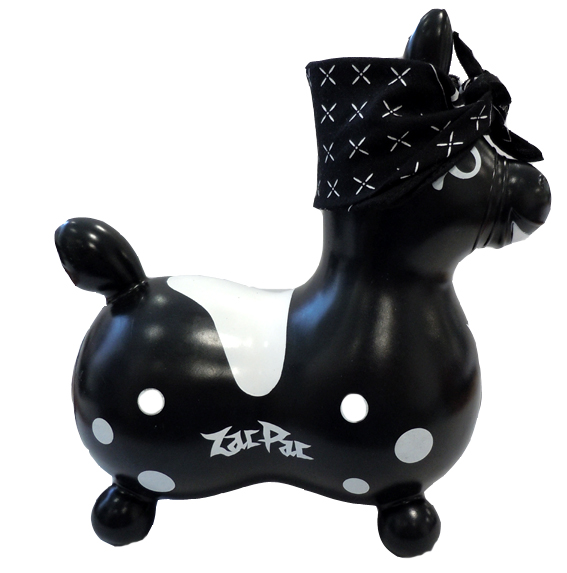 (Deutsch) ZacPac : Flake Rody Venice Black