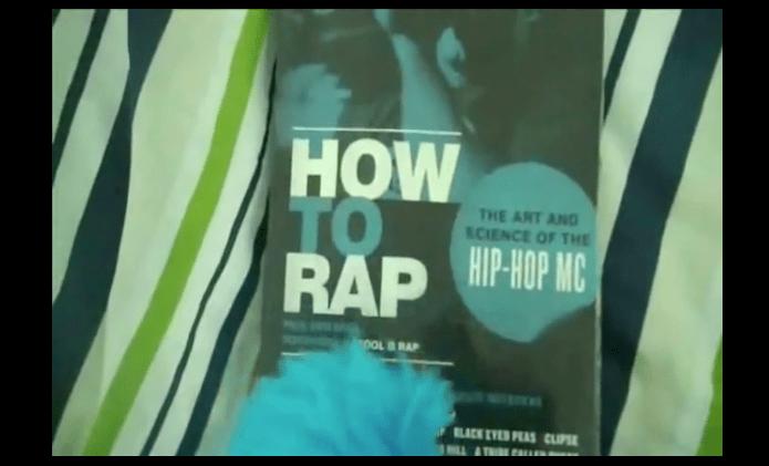 Cookie Monster & Kermit : Lernen 'how to rap'!
