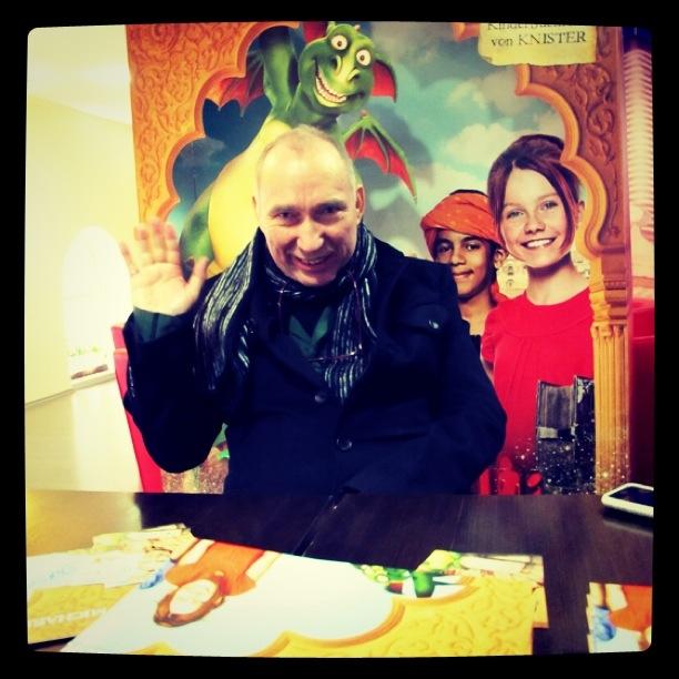 KNISTER : das Interview zum Film Hexe Lilli