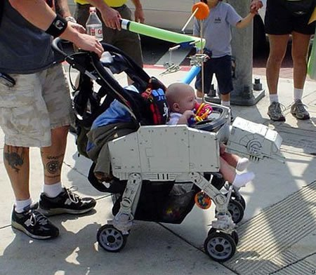 Star Wars : Elterngeneration als Super Fans