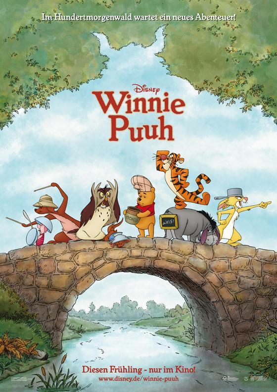 Winnie Puuh : wieder auf der großen Leinwand!