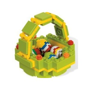 Ostern mit Lego : das Osternest