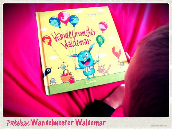 (Deutsch) Lesen : Wandelmonster Waldemar