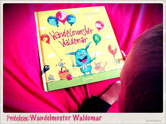 Lesen : Wandelmonster Waldemar