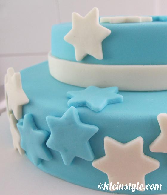 Himmel, Mond und Sterne : in Kuchenform