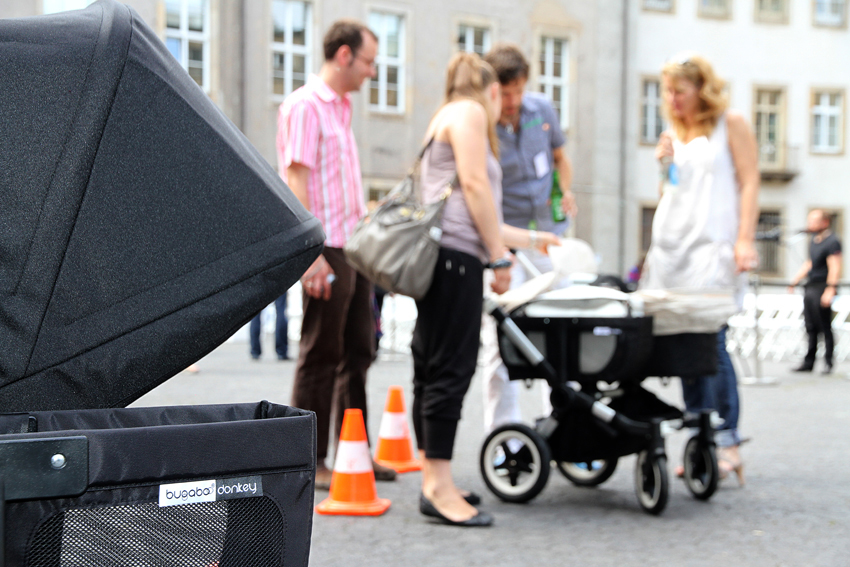 bugaboo Donkey : Interview mit dem Creative Design Director