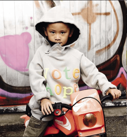 Kids Streetwear : Spirit of hope