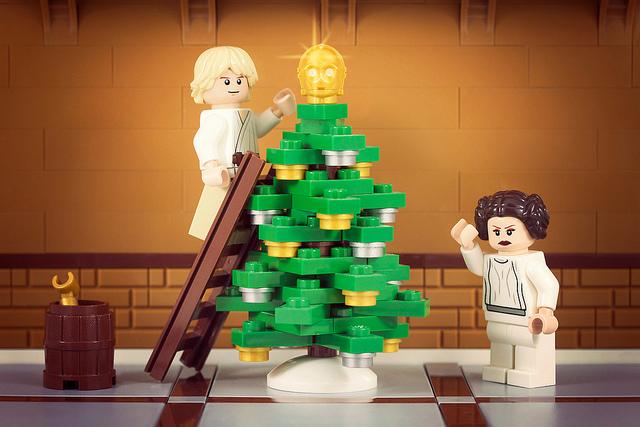 Star Wars Weihnachten : Christbaumschmuck