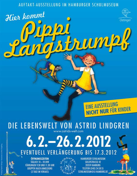 Astrids Welt : Ausstellung rund um Lindgren's Figuren