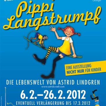 Astrid Lindgren Ausstellung 2012