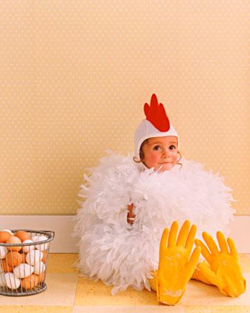 Karneval : selbstgemachte Kinderkostüme