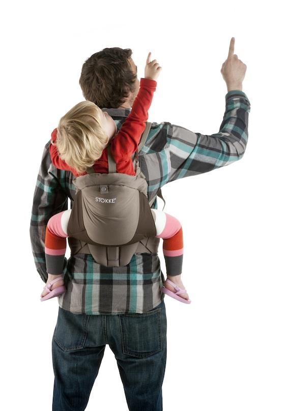 (Deutsch) Stokke's MyCarrier : die 3-in-1 Babytrage