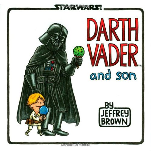 Darth Vader and son - Chronicle Books