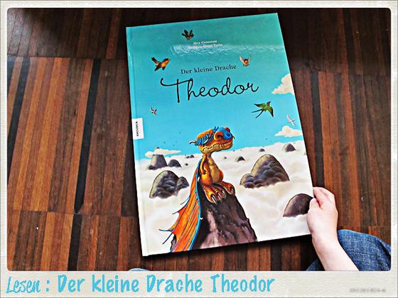 Theodor-cBücher auf kleinstyle.com : Der kleine Drache Theodor im Knesebeck Verlagover-02