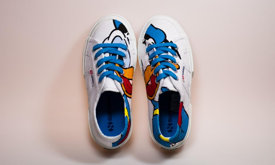Superga Disney Kollektion : Early