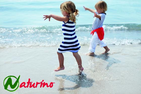 Gehen wie im Sand : Naturino