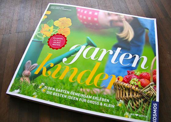 Lesen und Erleben : Erdbeeren und andere Gartenideen