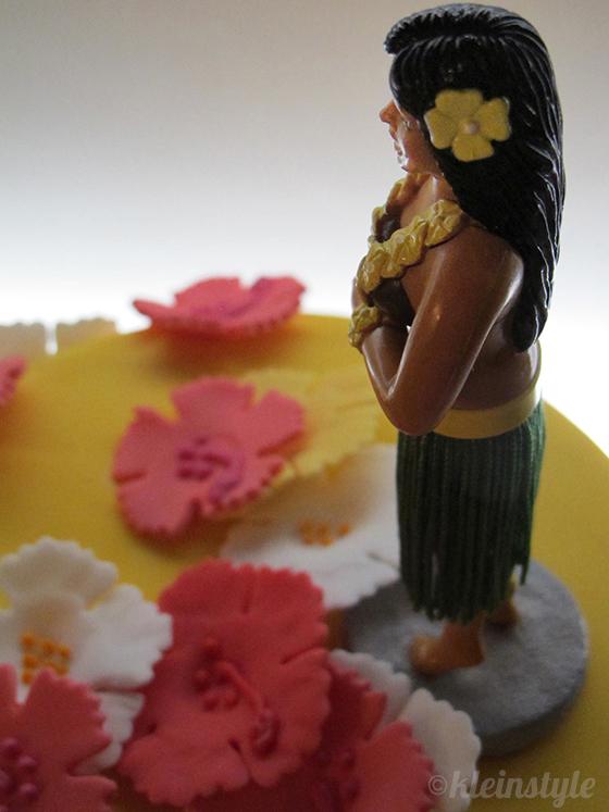 Aloha Hawaiian Luau Kinder Geburtstag kids birthday party cake cookies decoration