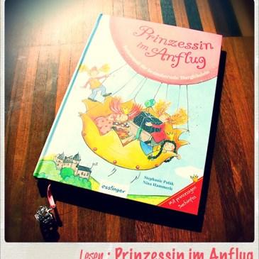 Buecher auf kleinstyle.com : Prinzessin im Anflug- Vorlesespass für bezaubernde Burgfräulein von Stephanie Polák im esslinger Verlag