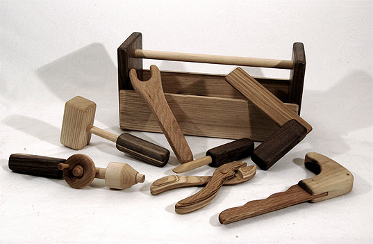 Bauen und Dekorieren : mit dem richtigen Werkzeug!
