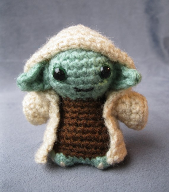 lucy ravenscar star wars amigurumi patterns yoda