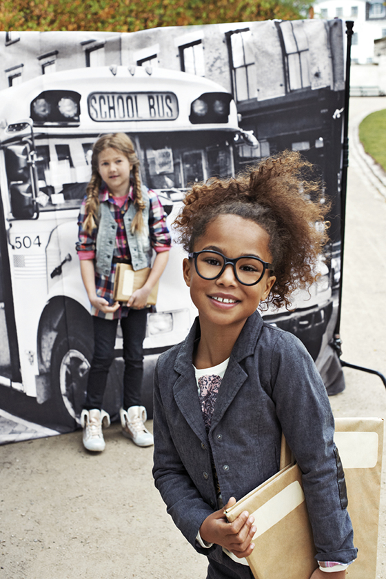 Style of the Month : Back to School