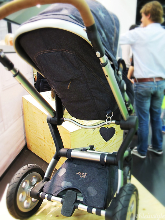 joolz day by fab kind + jugend 2012 LIMITED EDITION stroller