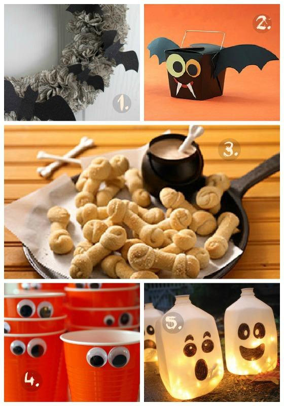 cute halloween round up