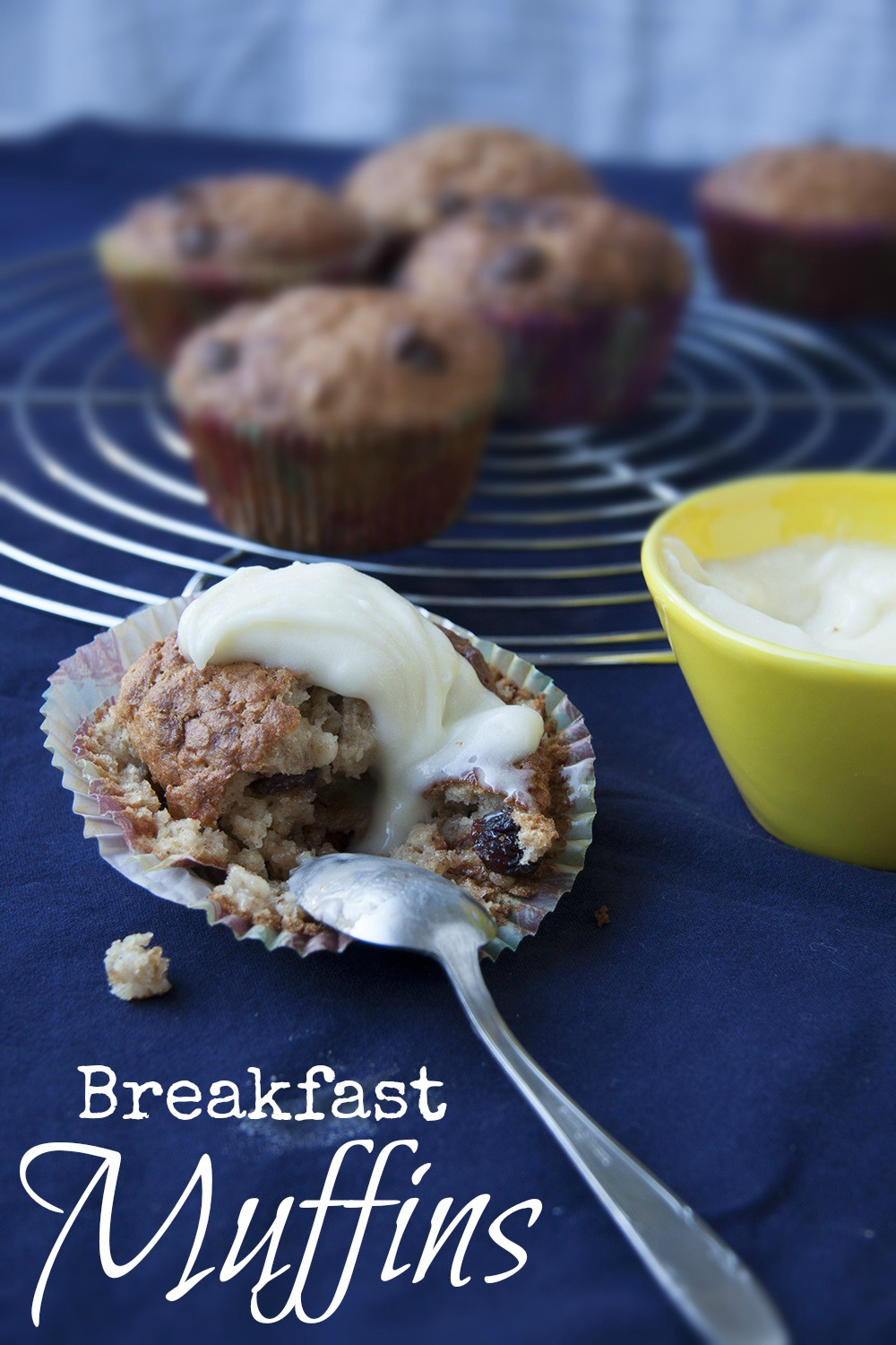 Good Morning : with Breakfast Muffins