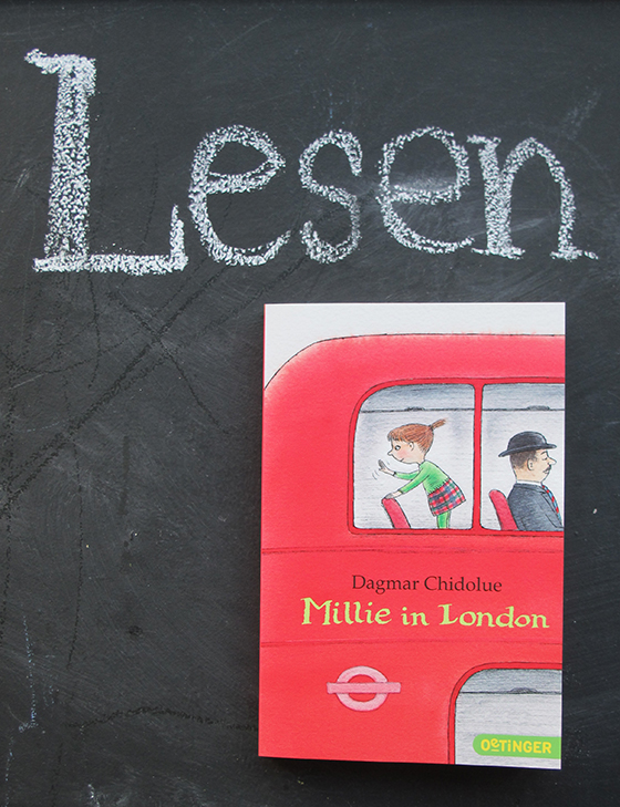 (Deutsch) Millie auf Reisen : Lesung, Lesen, Erleben