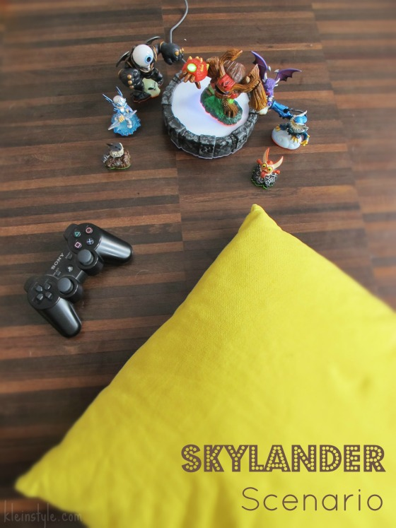 Trommelwirbel Donnerstag : Skylanders Giants