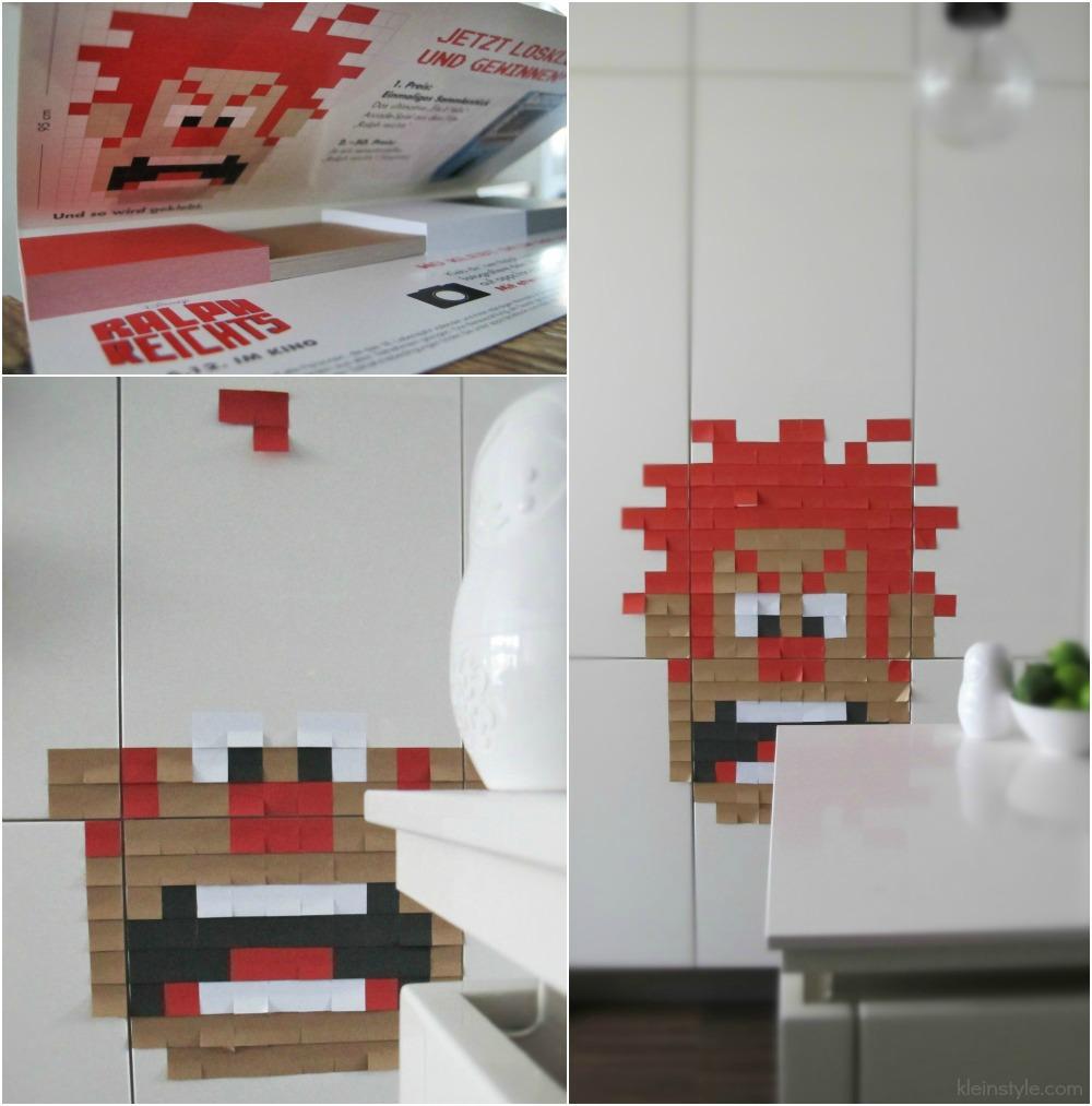 Ralph Reichts/ Wreck it Ralph Sticker in kleinstyle's kitchen