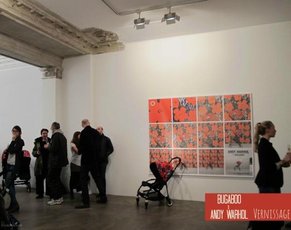 (Deutsch) Bugaboo x Andy Warhol : Ausstellung