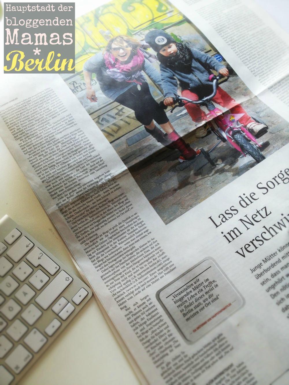 Berlin : Hauptstadt der bloggenden Mütter