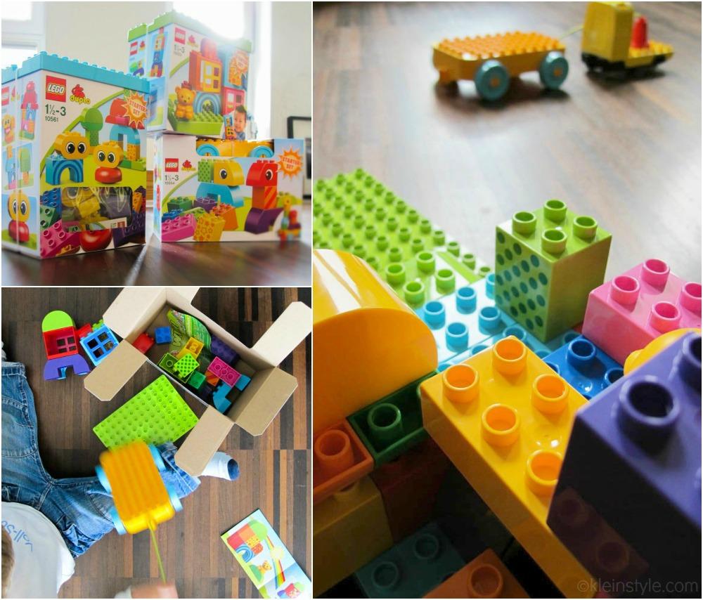 Lego Duplo Starter Set test 2 Collage by kleinstyle