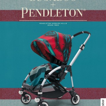 bugaboo pendleton exclusive collection bee spirit of the peoples