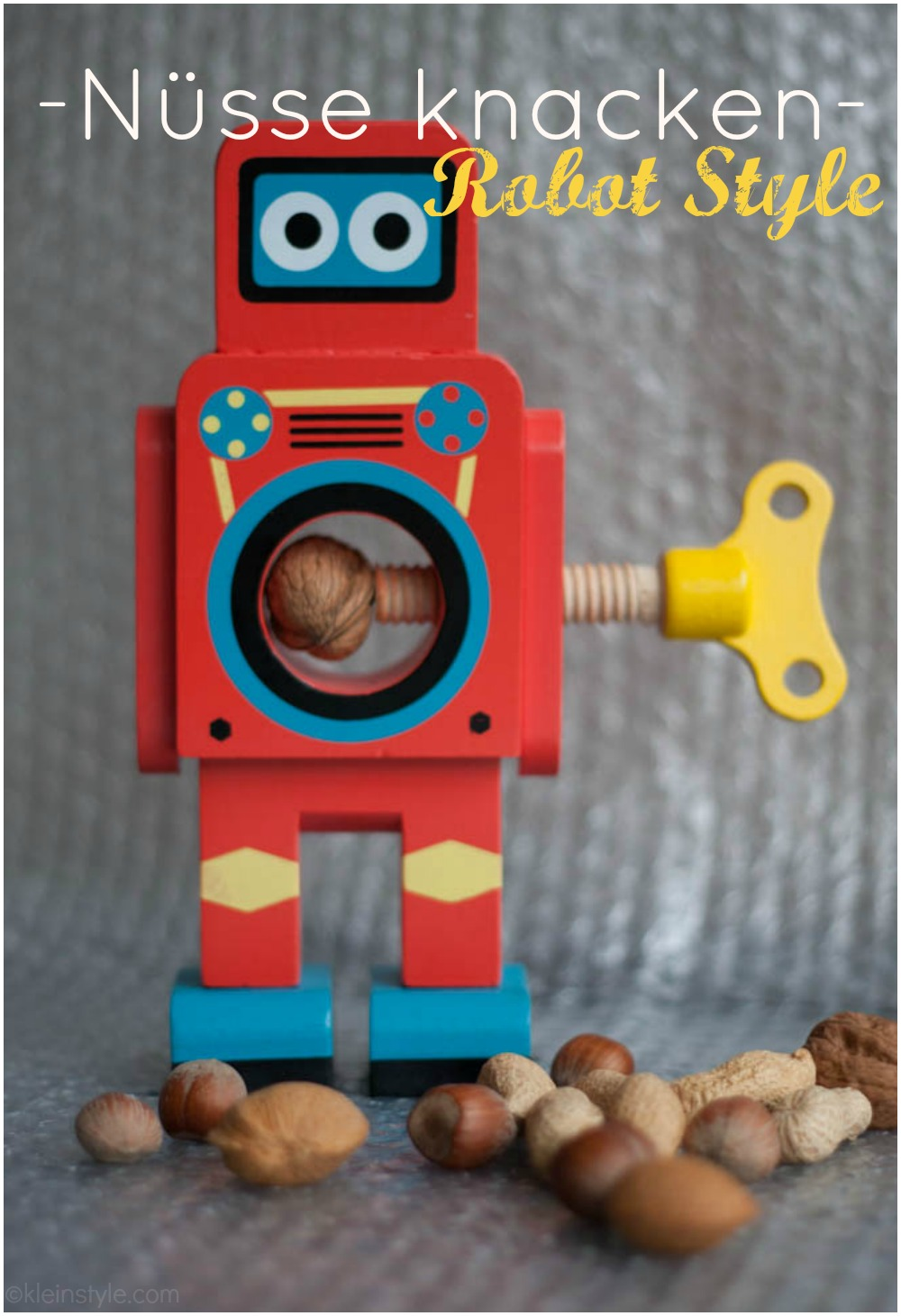 Nussknacker : Robot-Style