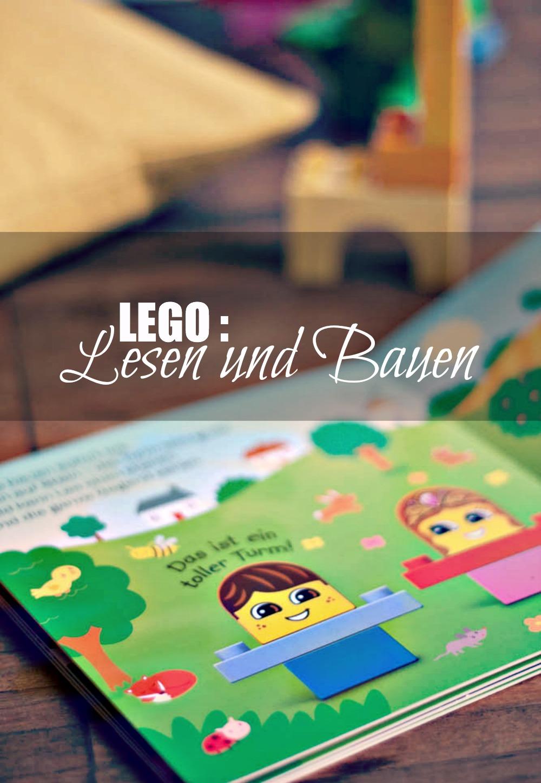 LEGO lesen und bauen Erfahrung by kleinstyle.com
