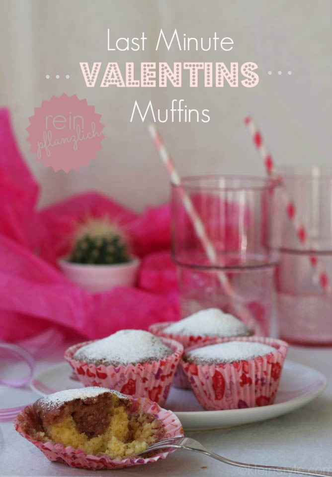marzipan himbeer valentins muffins rein pflanzlich pic by kleinstyle.com