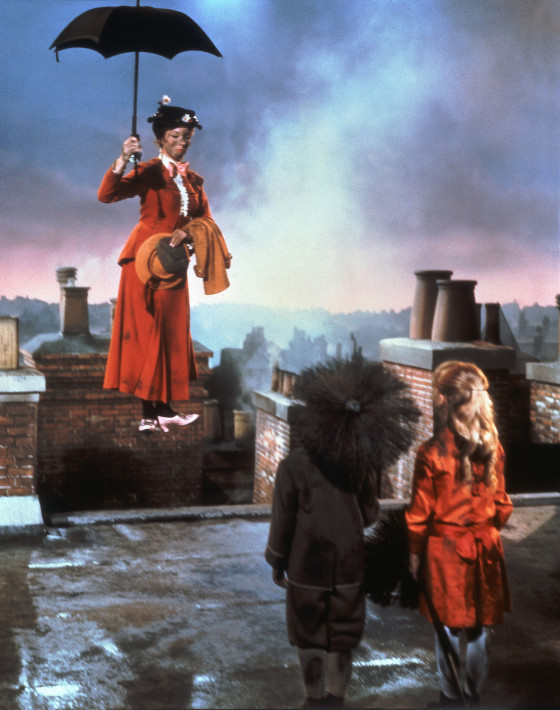 (Deutsch) Mary Poppins : Fiction und Realität